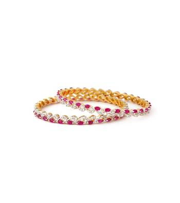 Sihiri Lovely Pink Bangles