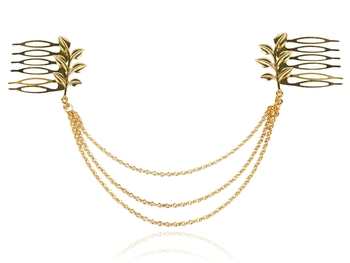 Leaves Multilayer Head Chain