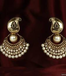 Buy Design no. 6B.2432....Rs. 950 danglers-drop online