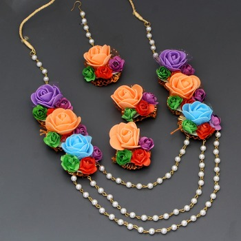 Multicolor Necklace Sets
