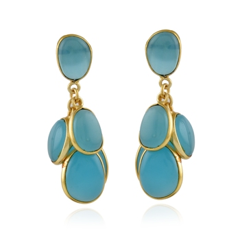 tourquoise cute delicate stylish fashionable earring