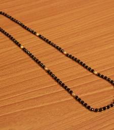 Black Crystal Necklaces