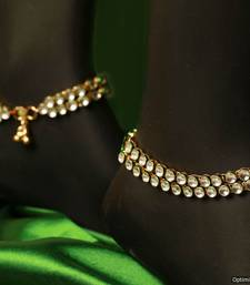 Buy Design no. 21.485....Rs. 3000. anklet online