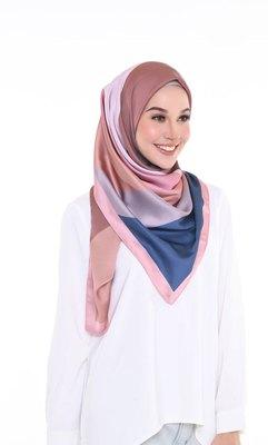 Justkartit Women'S Satin Silk Square Scarf Hijab Dupatta