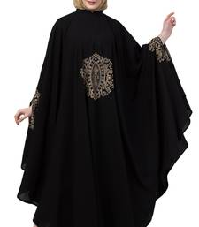 Black Irani Kaftan