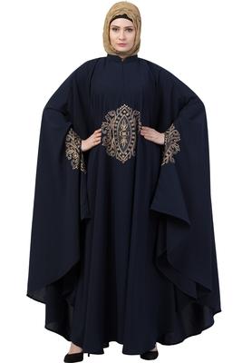 IRANI KAFTAN MAVY BLUE