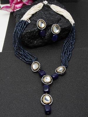 Blue  diamond jewellery-combo