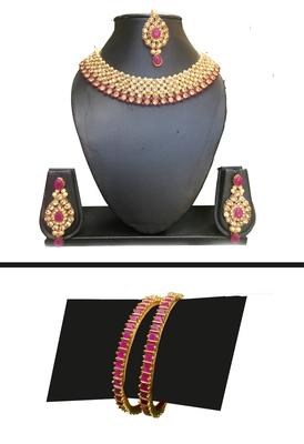 Pink Jewellery Combo