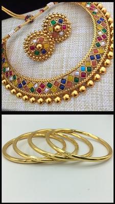 Multicolor Jewellery Combo