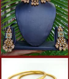 Kundan Jewellery Combo