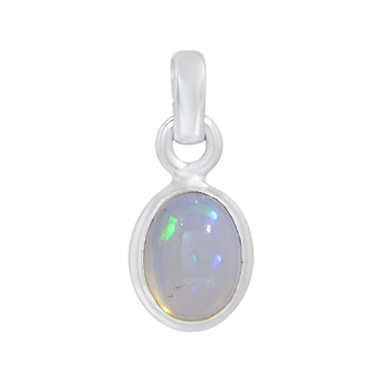 Multicolor Opal Pendants