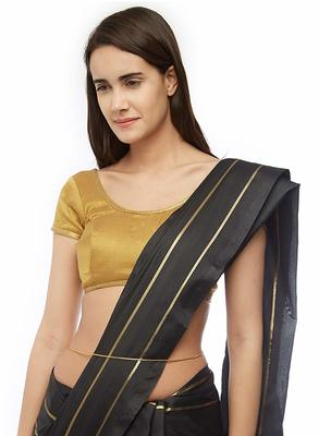 Exclusive Simple Golden Chained Waist Belt Kamarband Belly Hips Chain