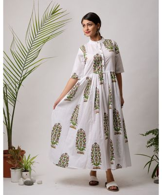 Jaan Cotton Long Dress