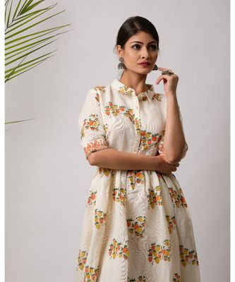 Kisna Cotton Long Dress