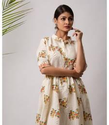 Kisna Cotton Long Dress