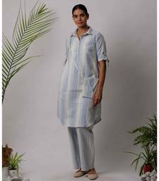 Arisu Cotton Kurta and Pant Set two