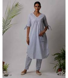 Dai Cotton Kurta and Pant Set two