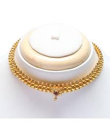 Traditional Mahahrastrian Kholapuri mangalsutra - choker
