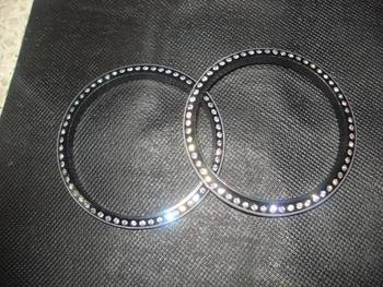 plastic stone bangle