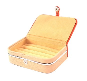 Brown jewellery-box