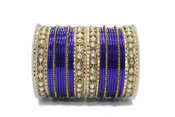 Blue Zircon Bangles And Bracelets