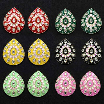 Multicolor studs