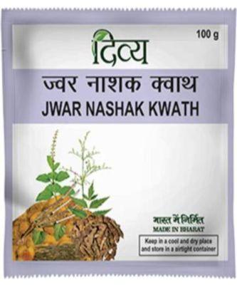 Patanjali Jwar Nashak Kwath Pack of 2 Powder  (200 g)