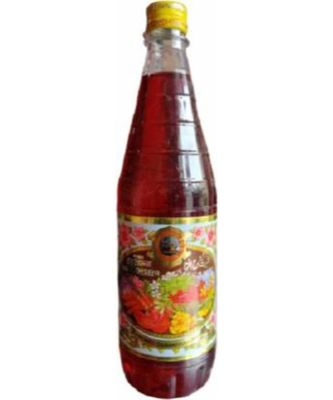 Hamdard Rooh Afza Sharbat Syrup, Rose, 750 ml  (750 ml)