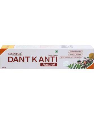 Patanjali Dant Kanti Natural Toothpaste  (200 g)