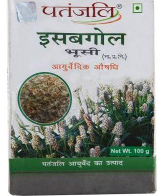 Patanjali Isabgol Husk Plain Powder  (100 g)