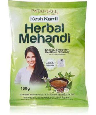 Patanjali Kesh Kanti Herbal Hair Color  (Mehandi)