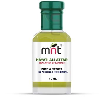10ml MNT Hayati Ali Attar For Unisex, Long Lasting & Alcohol Free