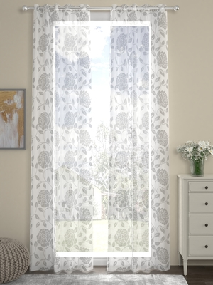 ROSARA HOME Belle Pack of 2 Curtains