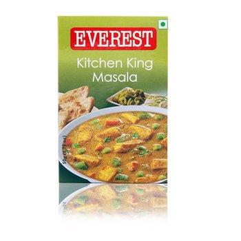 Everest Kitchen King Masala, 100g Carton