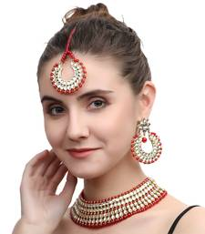 Red Pearl Jewellery