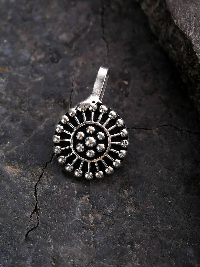 Silver Nose Ring Prita 3237396