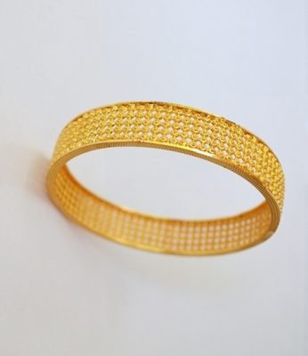 Beautiful Gold Plated Bangle