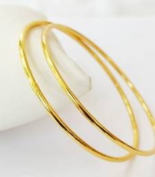 Buy Set of Two plain bangles gifts-for-wife online