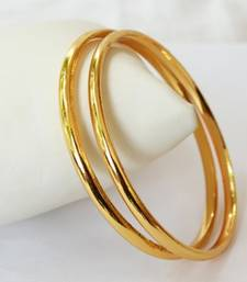 Set of Two plain bangles