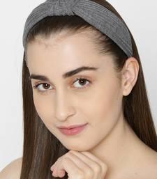 Grey hair-accessories