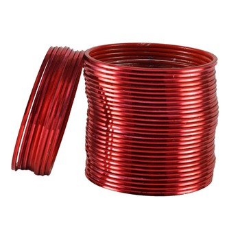 Red Crystal Bangles And Bracelets