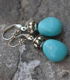 Buy Turquoise Drops danglers-drop online