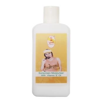 Sunscreen Moisturiser With Vitamin E Oil 500ml