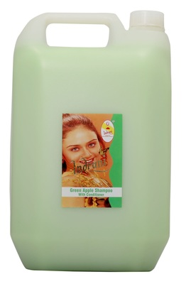 Green Apple Shampoo With Conditioner 1litre