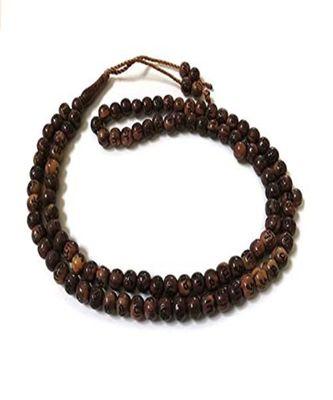 Brown Tashbeeh Beads