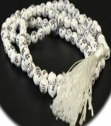 White Tashbeeh Beads