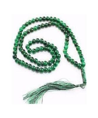 Green Tashbeeh Beads
