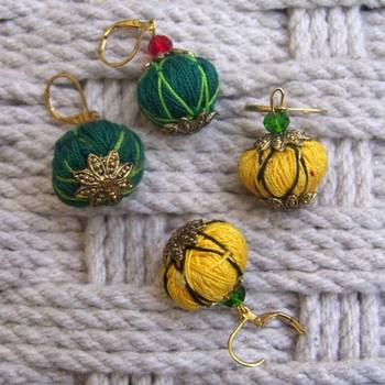2 color pack- ethnic danglers