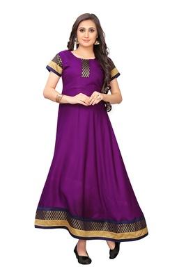 Women's Festive Wear Rayon Kurti