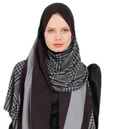 Justkartit BSY Korean Material Casual Wear Printed Scarf Hijab